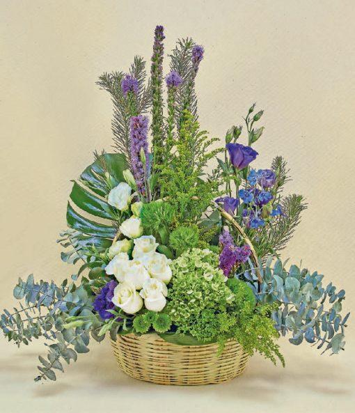 arreglos florales campestres