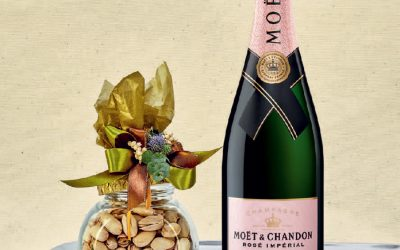 Champán Moët & Chandon Rosé Imperial