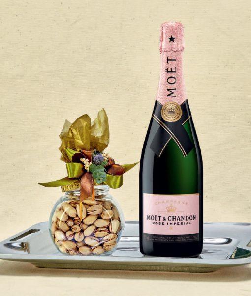 champan para regalo