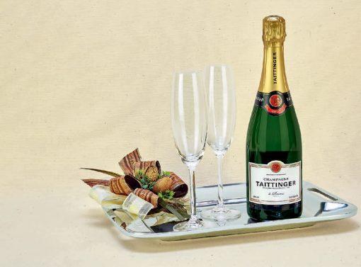 regalos a domicilio con champan