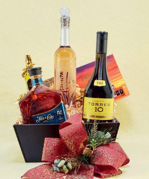 regalos corporativos de vinos y licores