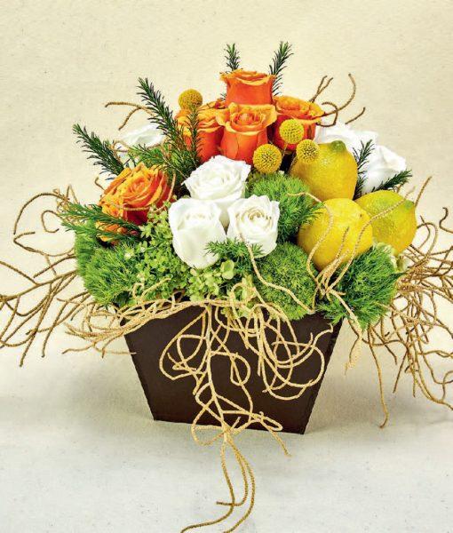 centros de mesa florales a domicilio