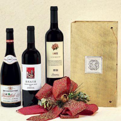 regalos con vinos y licores