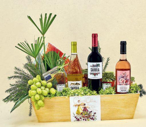 regalos con vinos gourmet