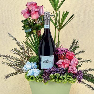 flores románticas cdmx
