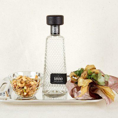 Tequila 1800 para regalo