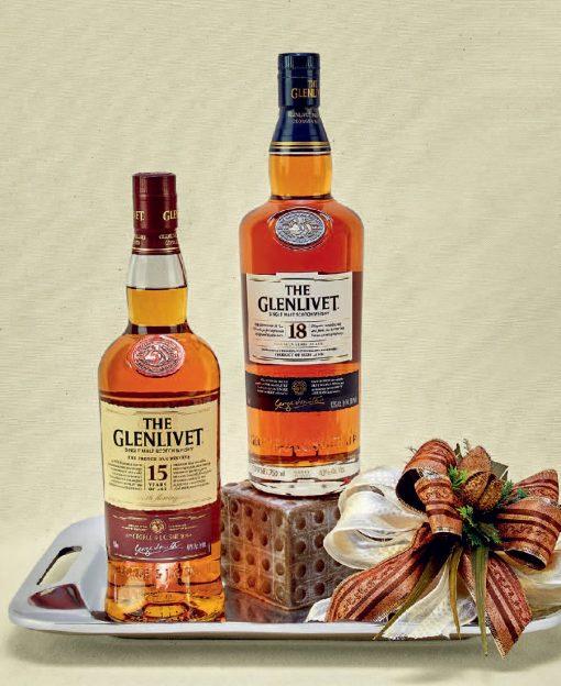 whisky para regalo glenlivet