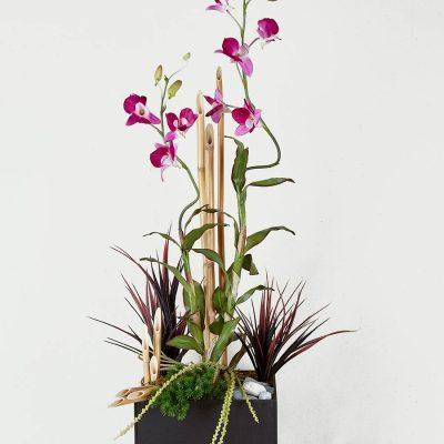 arreglos de flores artificiales