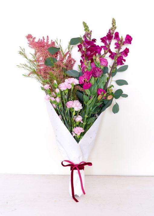 Bouquet de flores para regalar