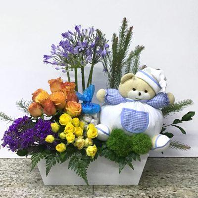 Flores para bebe
