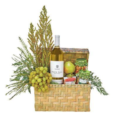 Cofres, regalos y cestas gourmet de vinosy licores