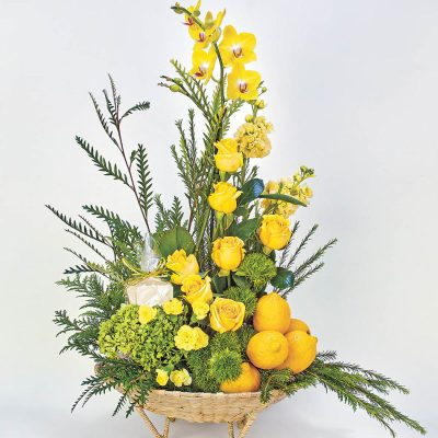 Arreglos florales con orquídeas a domicilio méxico
